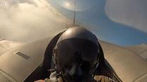 Pilot F-16: Najtrudniej było nie dać się zabić