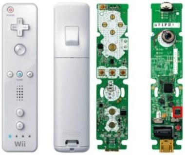 Pilot konsoli Wii zawiera przetwornik ludzkiego głosu
