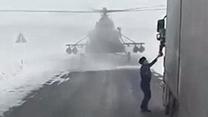 Pilot wylądował i zapytał o drogę!