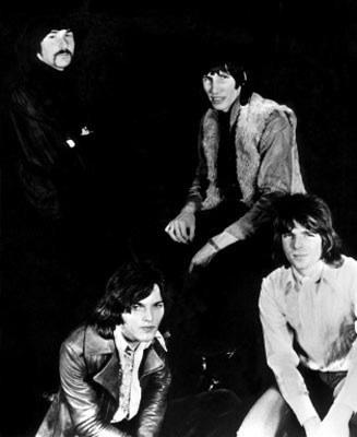 Pink Floyd w najsłynniejszym składzie /AFP