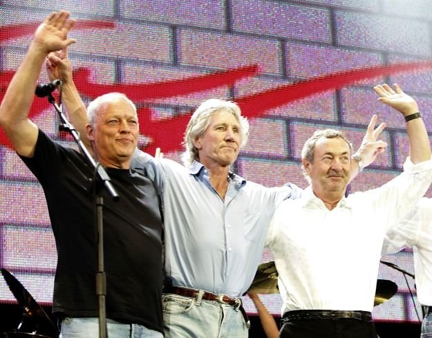 "Pink Floyd: ""Występ dla Jemimy Khan? Nie, dzięki"" fot. MJ Kim /Getty Images/Flash Press Media"