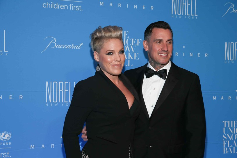 Pink i Carey Hart /Getty Images