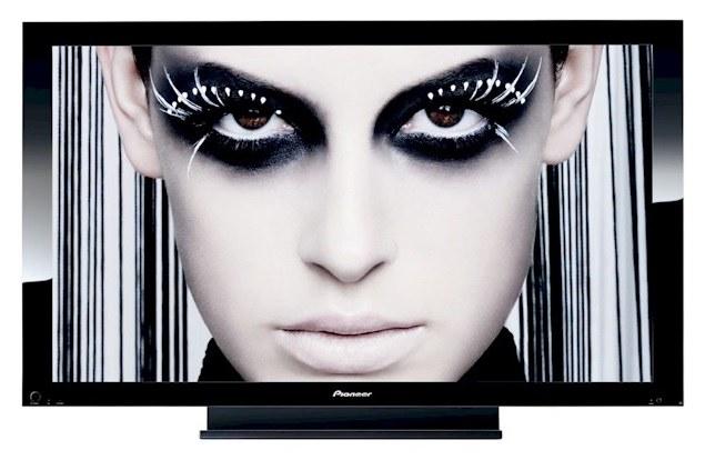 Pioneer Kuro - legendarny telewizor plazmowy /materiały prasowe