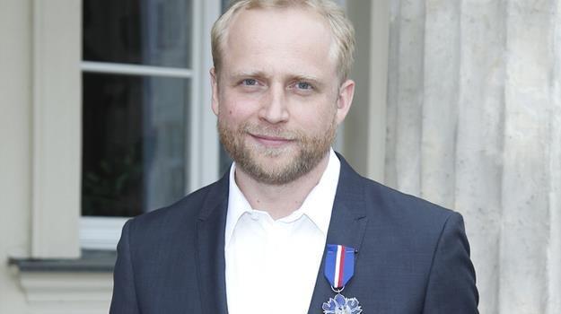 Piotr Adamczyk został ostatnio odnaczony medalem Zasłużony Kulturze Gloria Artis / fot. Podlewski /AKPA