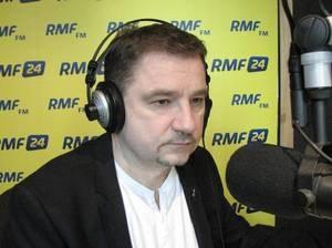 Piotr Duda w studiu RMF FM /RMF