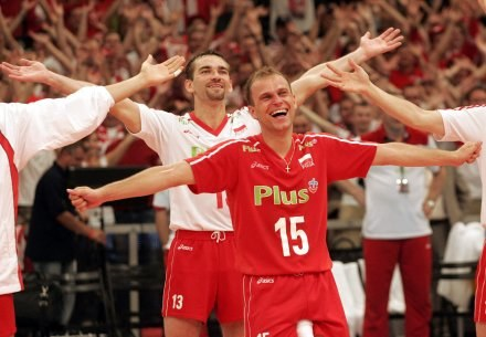 Piotr Gacek i Sebastian Świderski/fot. Jerzy Kleszcz /Agencja Przegląd Sportowy