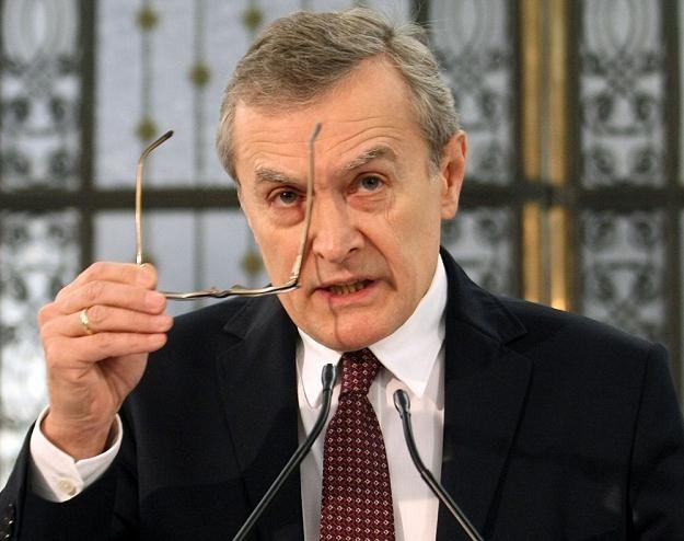 Piotr Gliński Fot. Michał Dyjuk /Reporter