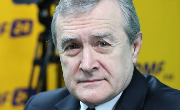 Piotr Gliński: Przewidujemy pewne racjonalne zmiany w funkcjonowaniu Polskiej Fundacji Narodowej