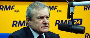 Piotr Gliński: Unijny komisarz jest arogancki