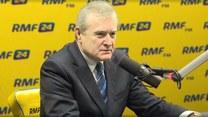 Piotr Gliński w Porannej rozmowie w RMF FM