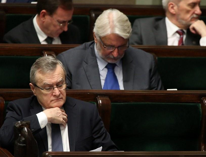 Piotr Gliński /Sławomir Kamiński /