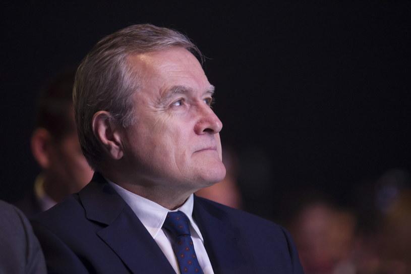 Piotr Gliński /Aleksander Koźmiński /PAP