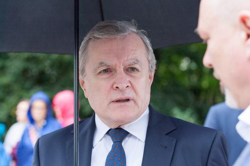 Piotr Gliński /Paweł Wisniewski /East News