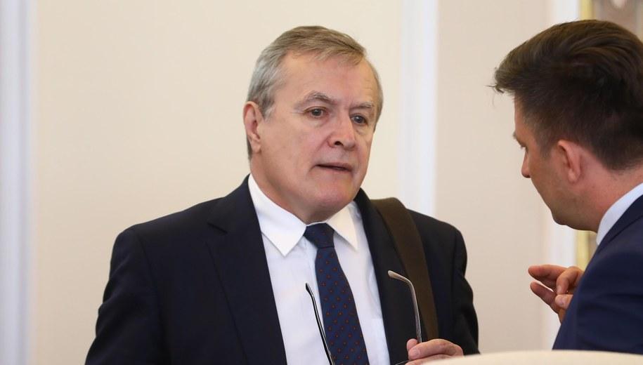 Piotr Gliński /Rafał Guz   /PAP