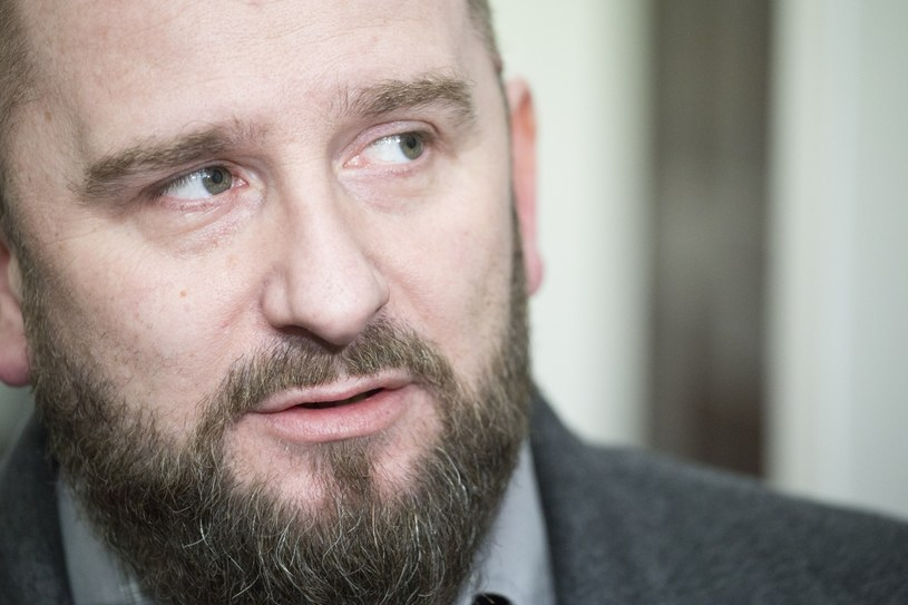 Piotr Liroy-Marzec uważa, że poprawki wypaczają jego projekt /Maciej Luczniewski /Reporter