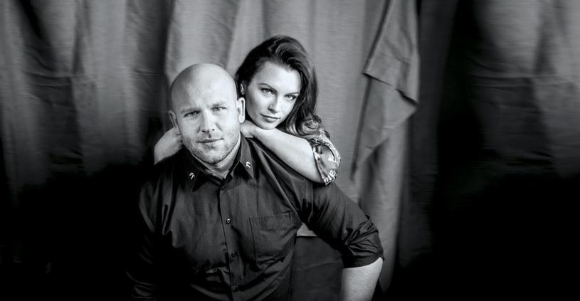 Piotr Małachowski i Katarzyna von Engel /Agnieszka Kot /Pani