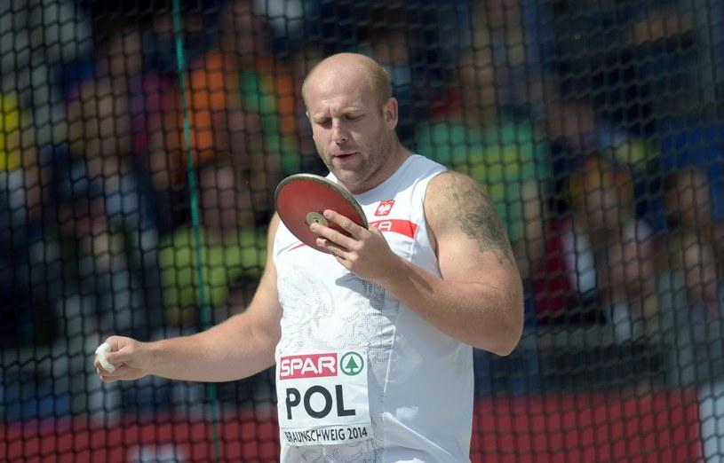 Piotr Małachowski /AFP