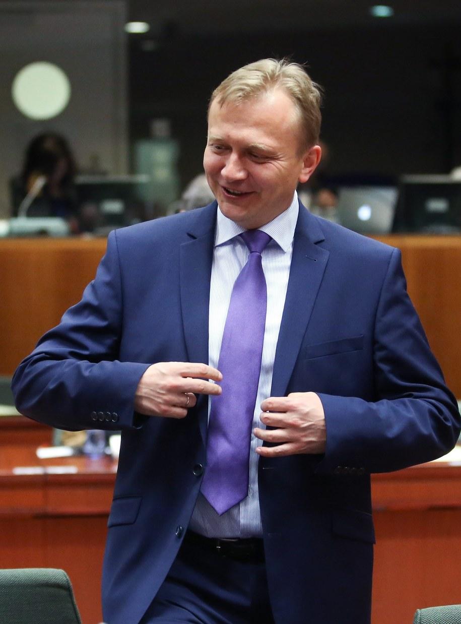 Piotr Serafin / OLIVIER HOSLET    /PAP/EPA