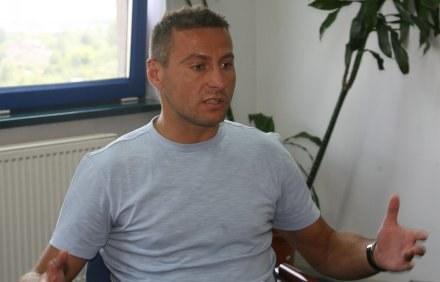Piotr Świerczewski /Agencja Przegląd Sportowy