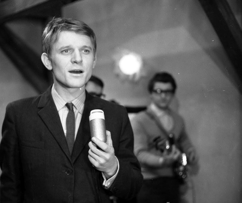 """Piotr Szczepanik w filmie """"Cierpkie głogi"""" (1966) /Polfilm /East News"""