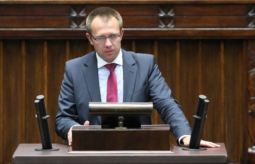 Piotr Szeliga /STANISLAW KOWALCZUK /East News