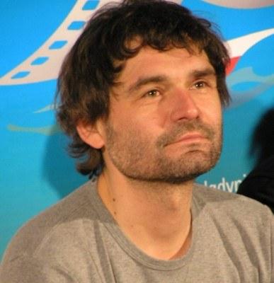 Piotr Trzaskalski podczas konferencji prasowej /INTERIA.PL