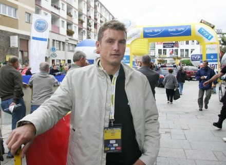 Piotr Wadecki,FOT.Jerzy Kleszcz /Agencja Przegląd Sportowy