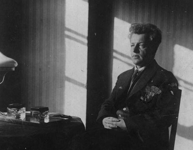 Piotr Wojkow, poseł nadzwyczajny i minister pełnomocny ZSRS w Polsce. Fotografia portretowa /Z archiwum Narodowego Archiwum Cyfrowego