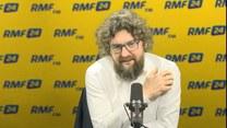 Piotr Woźny w Porannej rozmowie w RMF FM