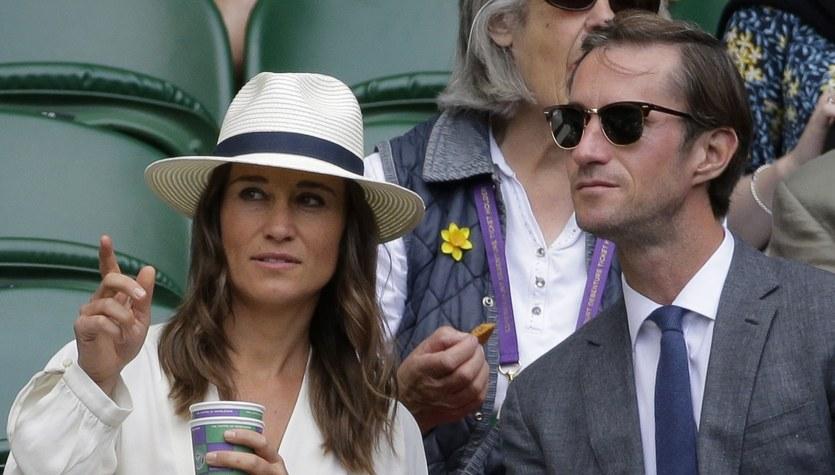 Pippa Middleton spodziewa się dziecka