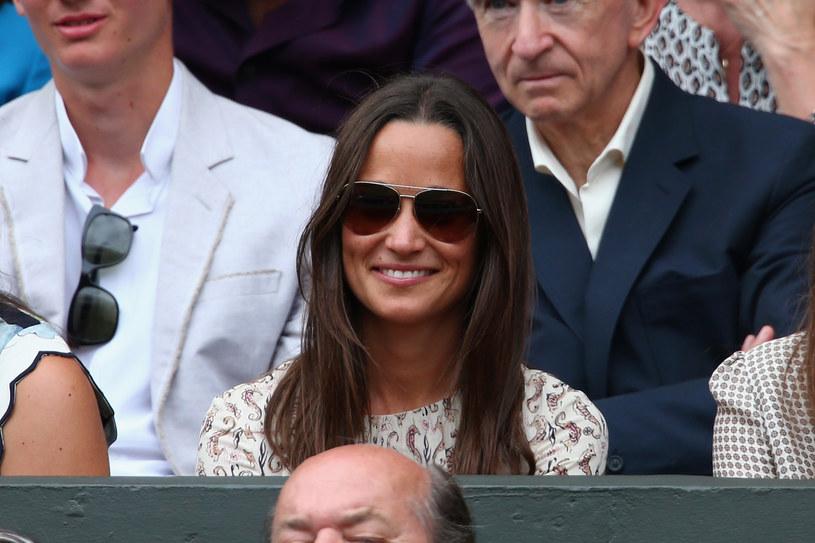Pippa Middleton w maju 2017 poślubiła Jamesa Matthews'a /Getty Images