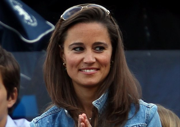 Pippa Middleton /Getty Images/Flash Press Media