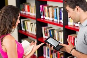 Piractwo największą plagą rynku e-booków