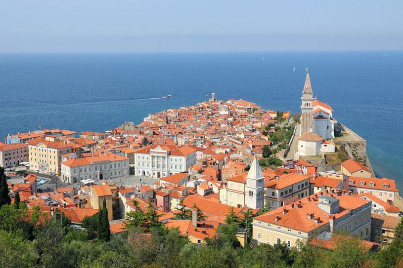 Piran - jedno z najbardziej atrakcyjnych miast nad słoweńskim Adriatykiem /©123RF/PICSEL