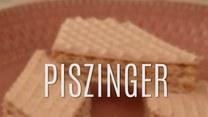 Piszinger - prosty torcik z wafli z masą
