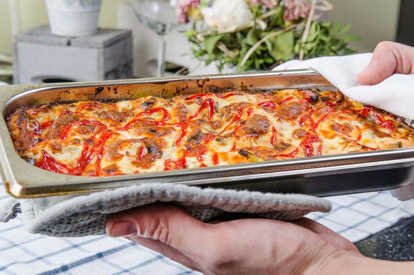 Pizza bez ciasta /123RF/PICSEL