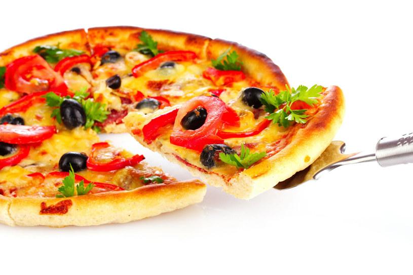 Pizza wegetariańska /©123RF/PICSEL