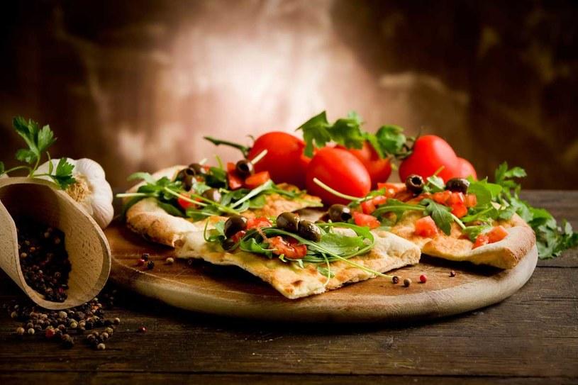 Pizza wegetariańska /123RF/PICSEL