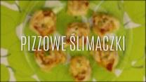 Pizzowe ślimaczki - prosty przepis na przekąski