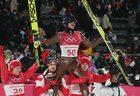 Pjongczang 2018. Polscy skoczkowie przed walką o medal w konkursie drużynowym