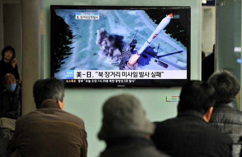 """Pjongjang grozi zrealizowaniem """"nowej formy próby nuklearnej"""" /AFP"""