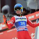 PK w skokach: Jan Ziobro na podium w Zakopanem