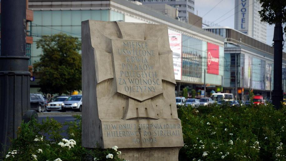 Pl. Defilad /Michał Dukaczewski /RMF FM