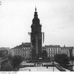 Plac Hitlera w Krakowie