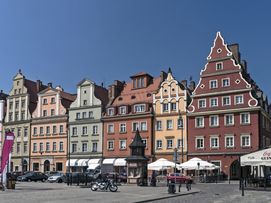 Plac Solny we Wrocławiu /PAP/Jerzy Ochoński /PAP