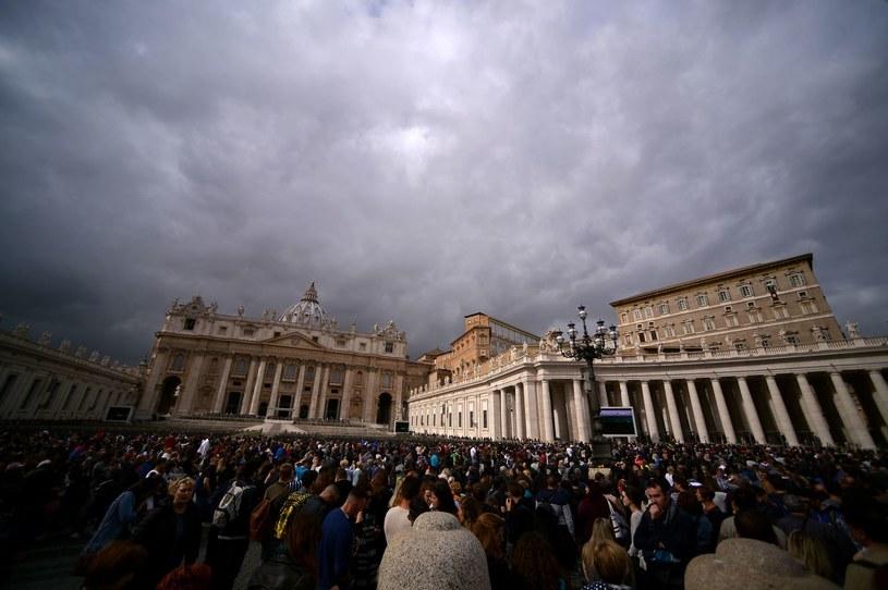 Plac św. Piotra, zdjęcie ilustracyjne /AFP