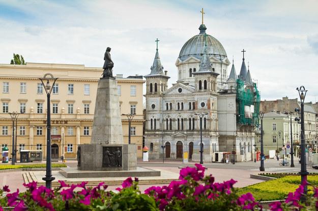 Plac Wolności w Łodzi /123/RF PICSEL