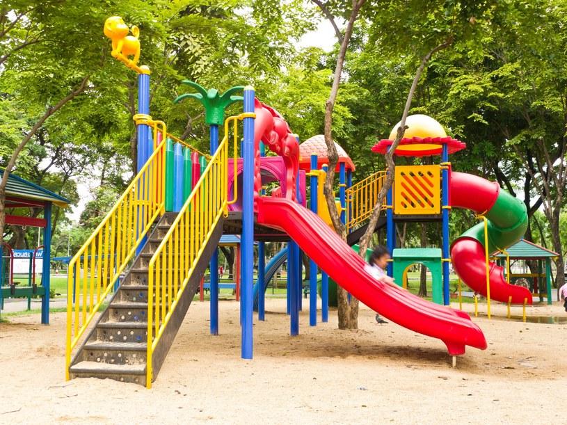 Plac zabaw, zdjęcie ilustracyjne /123RF/PICSEL