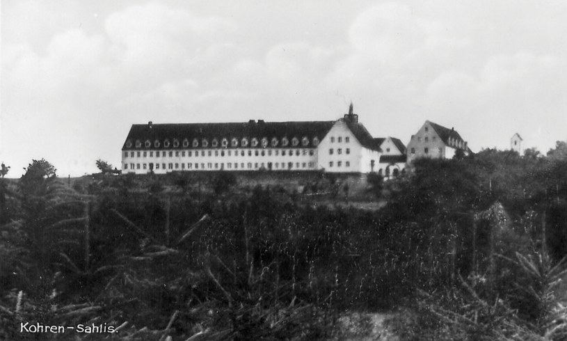 Placówka Lebensbornu w Sonnenwiese /E&T / mediadrumworld.com /East News