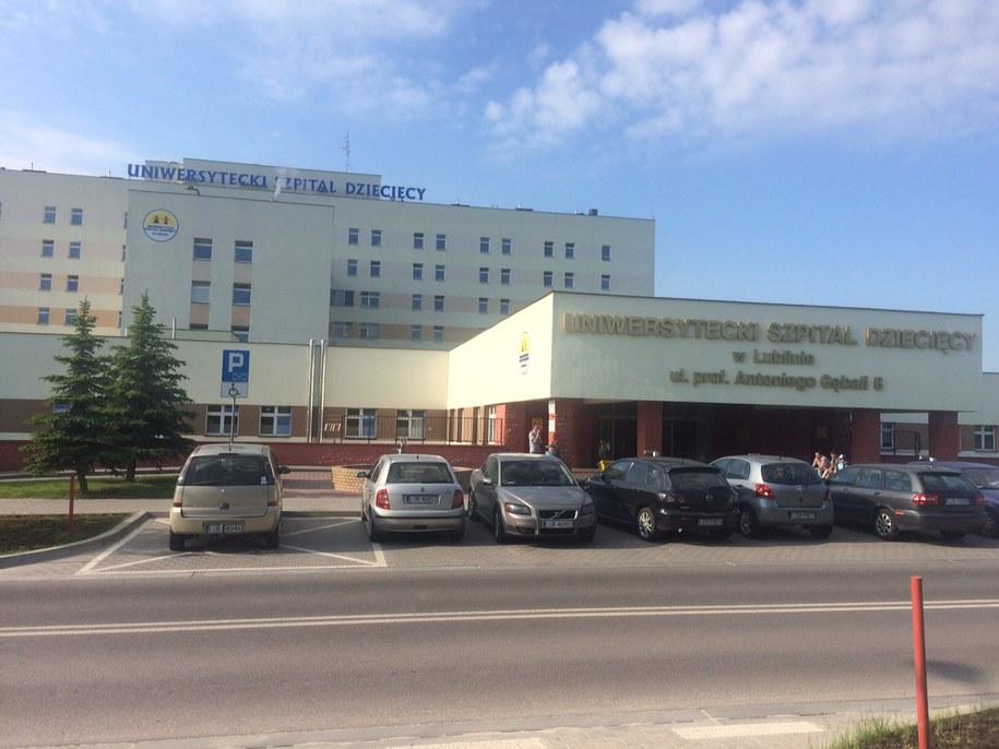 Placówka w Lublinie, gdzie dziś trafiły audiobooki od RMF FM /Krzysztof Kot /RMF FM